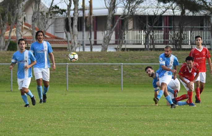 Fernhill v Wollongong Olympic