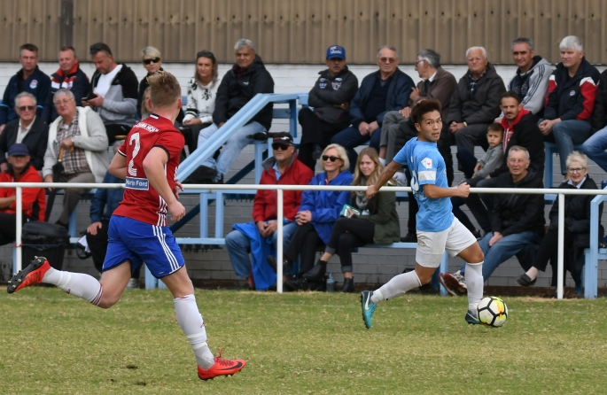 Wollongong Olympic v Albion Park White Eagles Rd 8