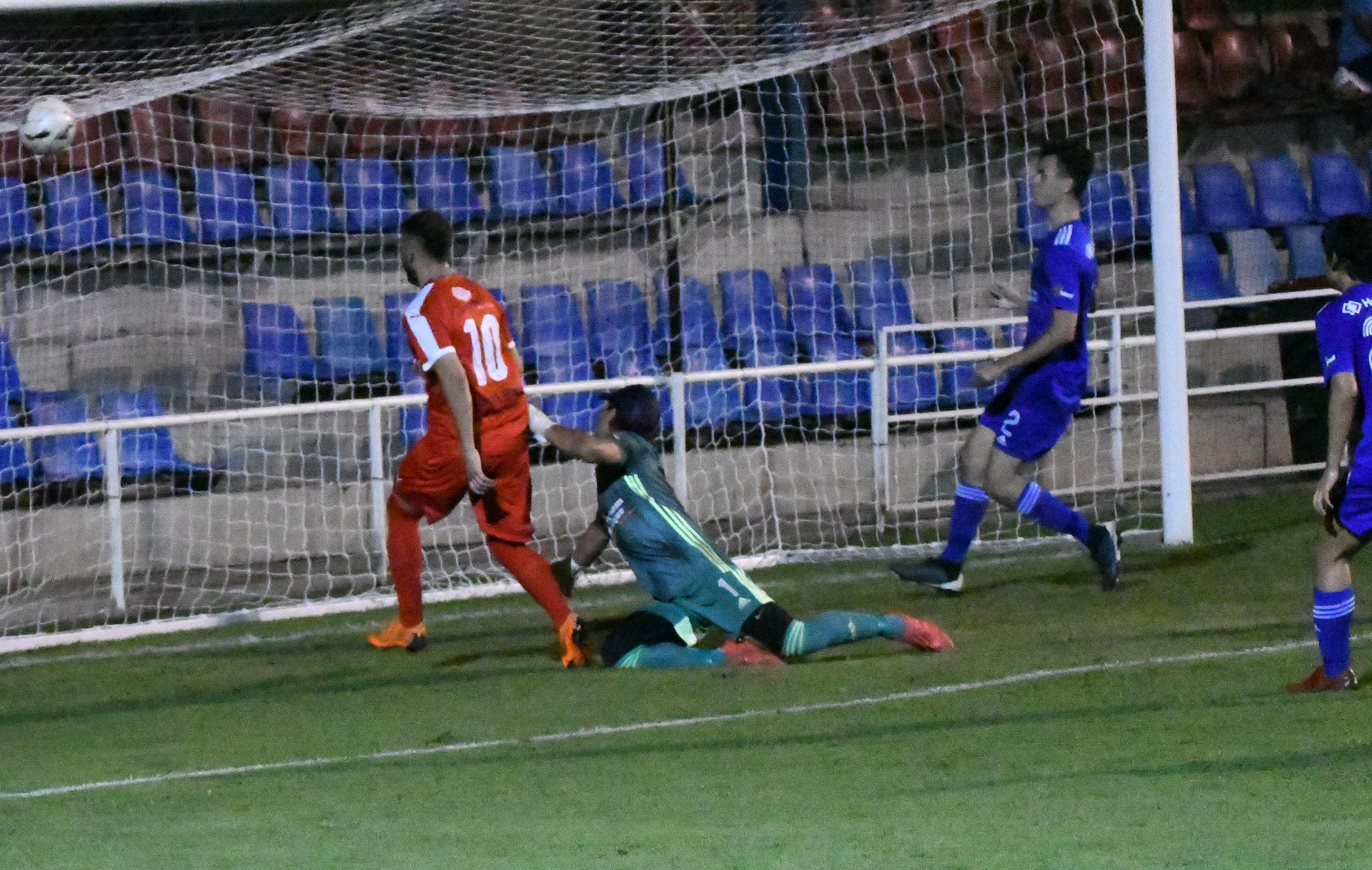 Goal Corrimal